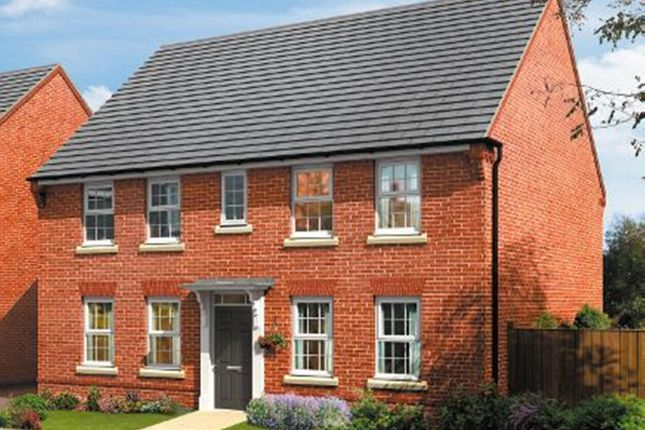 "Thumbnail Detached house for sale in ""Chelworth"" at Ellerbeck Avenue, Nunthorpe, Middlesbrough"