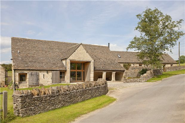Thumbnail Detached house for sale in Upper Coberley, Cheltenham, Gloucestershire