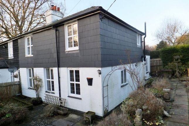 Thumbnail Semi-detached house to rent in Goathurst Common, Ide Hill, Sevenoaks