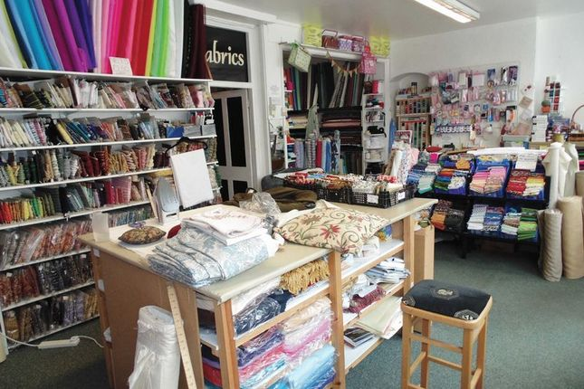 Shop Front of March Court, East Street, Okehampton EX20