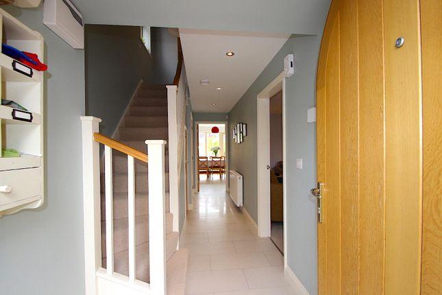 Entrance Hallway of Howards Court, Kirby Muxloe, Leicester LE9