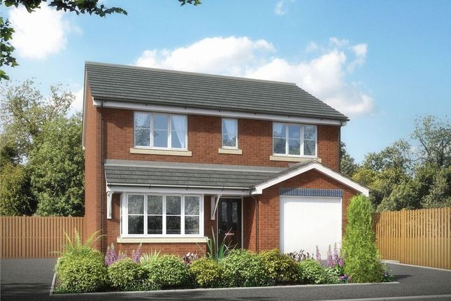 Thumbnail Detached house for sale in Plot 3 The Alderley, Gee Cross, Hyde