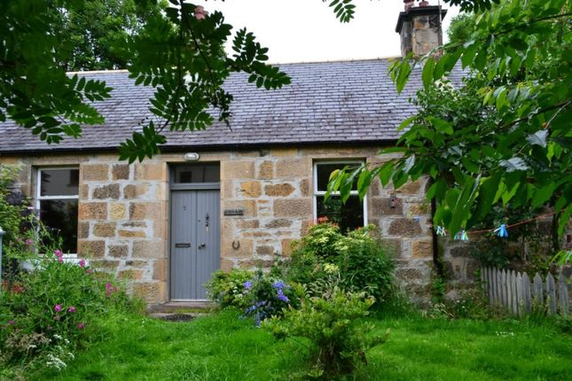 Thumbnail Terraced house for sale in 7 Burnside Cottages, Forres