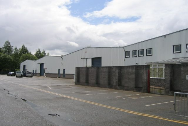Industrial to let in Stafford Park 4, Telford