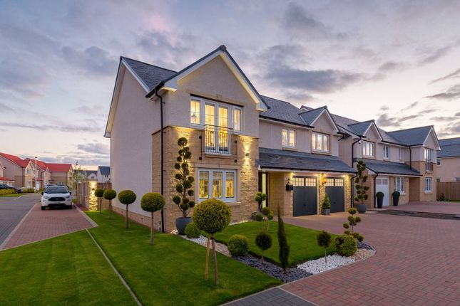 Thumbnail Detached house for sale in 78 Redcroft Road, Shawfair, Midlothian