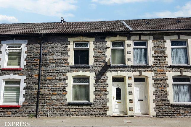 Thumbnail Terraced house for sale in Aberrhondda Road, Porth, Mid Glamorgan