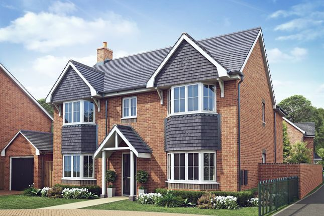 Thumbnail Detached house for sale in King Street, Yoxall, Burton-On-Trent