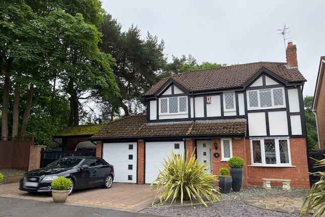 Detached house for sale in Boscombe Grove, Trentham, Stoke-On-Trent