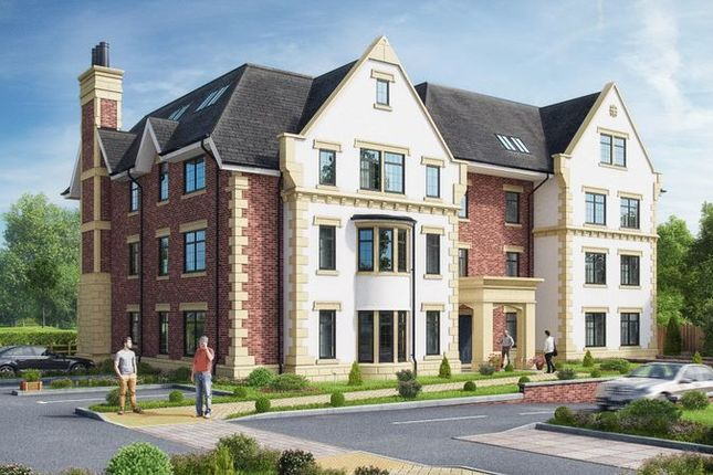 Thumbnail Flat for sale in Hickory Grange Off Higher Lane, Whitefield, Manchester