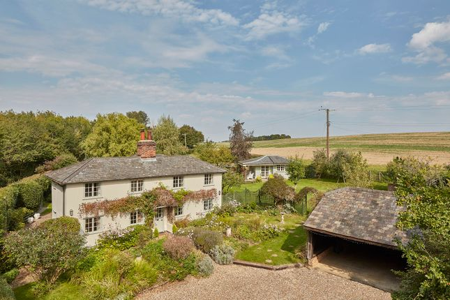 Thumbnail Detached house for sale in Boyton End, Stoke By Clare, Sudbury