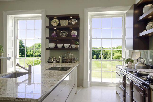 House. Estate Agents Lurgashall Kitchen