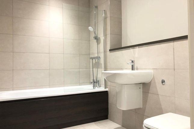 Bath 1 of Woden Street, Salford M5