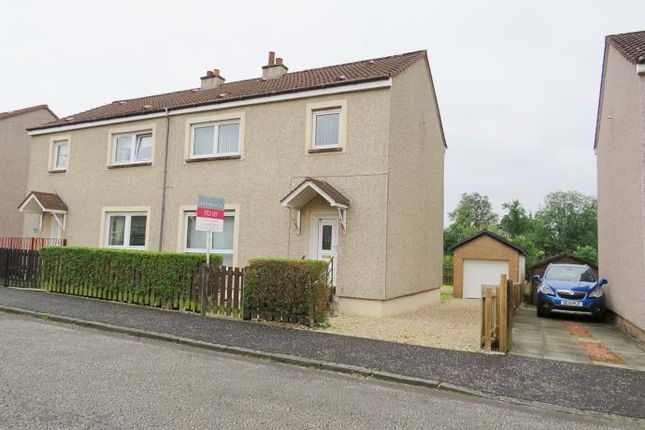 Semi-detached house to rent in Parnell Street, Airdrie
