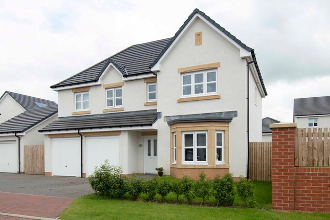 Front Aspects of The Leas, Benthall Farm, East Kilbride G75