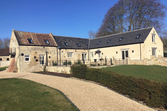 Thumbnail Barn conversion for sale in Holywell Road, Clipsham, Oakham, Rutland