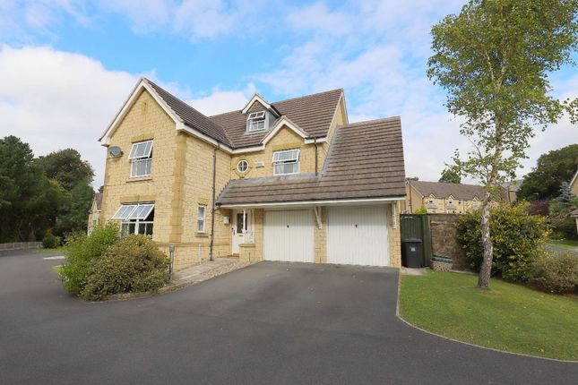 Thumbnail Detached house for sale in Wentworth Drive, Standen Gate, Lancaster