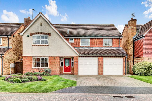Thumbnail Detached house for sale in Kelsey Way, Cramlington