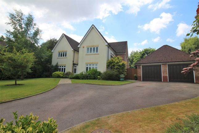 Thumbnail Detached house for sale in Birchmere, Heswall, Wirral