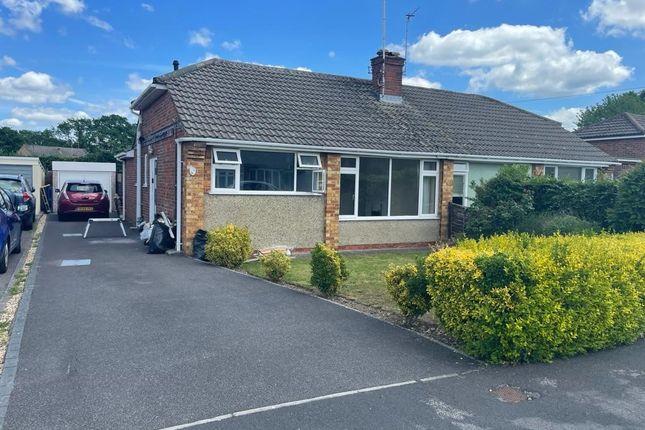 2 bed semi-detached bungalow to rent in Clouston Road, Farnborough, Hampshire GU14