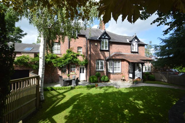 Thumbnail Semi-detached house for sale in Cranford Avenue, Knutsford