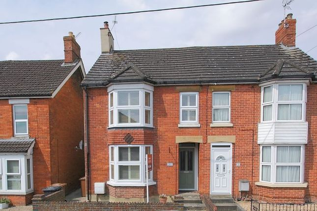 Thumbnail Semi-detached house for sale in Seaton, Millway Road, Andover