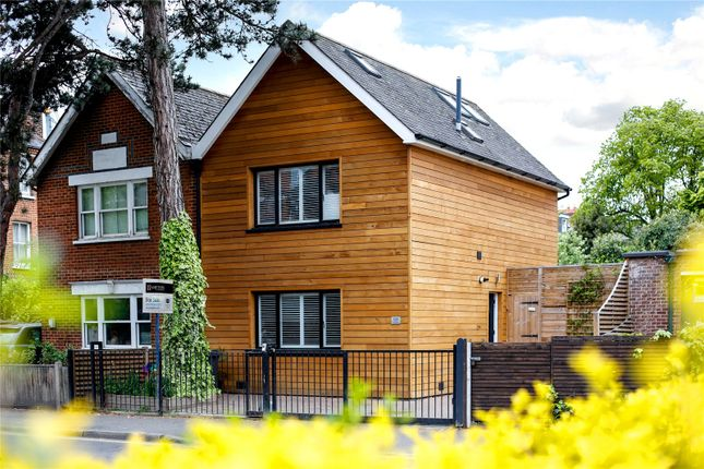 Thumbnail Semi-detached house for sale in Worple Road, Wimbledon, London