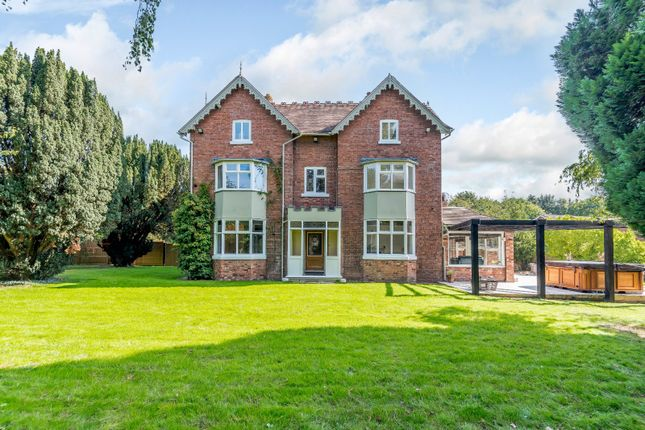 Thumbnail Detached house for sale in Crowmeole Lane, Shrewsbury, Shropshire