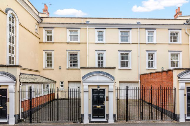 Thumbnail Town house for sale in The Ropewalk, Nottingham
