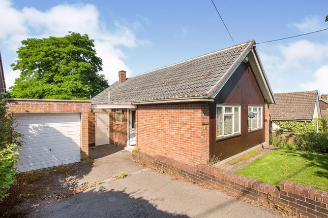 3 bed detached bungalow for sale in Orchard Road, Westbury BA13