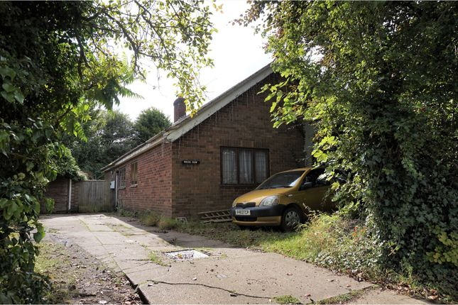Thumbnail Detached bungalow for sale in High Street, North Thoresby