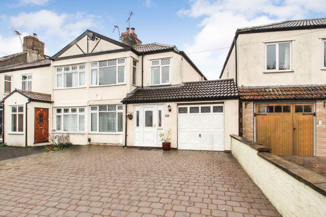 Thumbnail Semi-detached house for sale in Thornbury Road, Thornbury