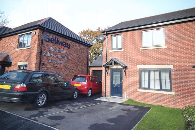 Thumbnail Semi-detached house for sale in The Showfield, Haydon Bridge, Hexham