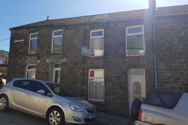 Thumbnail Property to rent in Alma Street, Treherbert, Treorchy