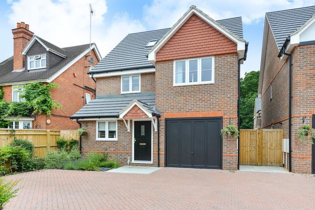 Thumbnail Detached house for sale in Ascot, Berkshire