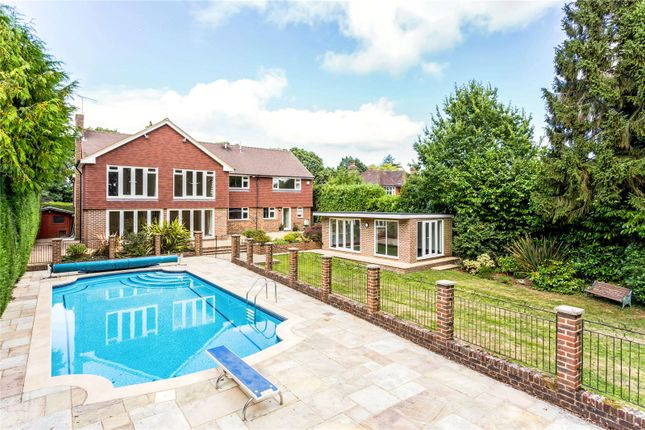 Thumbnail Detached house for sale in Holmewood Ridge, Langton Green, Tunbridge Wells, Kent