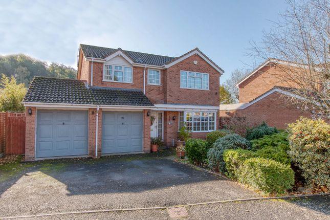 4 bed detached house for sale in Elmhurst Close, Hunt End, Redditch B97