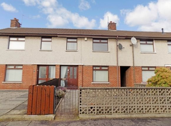Thumbnail Terraced house to rent in Jubilee Avenue, Lisburn