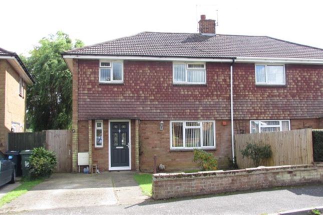 Thumbnail Semi-detached house for sale in Cleavesland, Laddingford, Maidstone, Kent