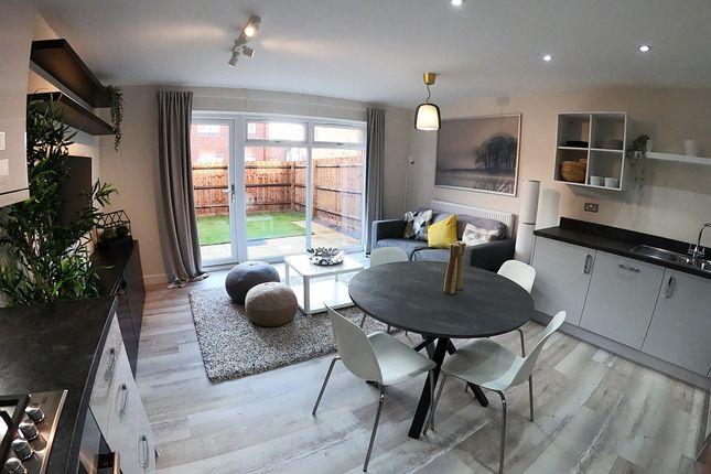 3 bed end terrace house for sale in The Sidings, Hawkins Lane, Burton-On-Trent DE14