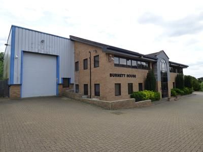 Thumbnail Light industrial to let in Burnett House, Lakeview Court, Ermine Business Park, Huntingdon, Cambs