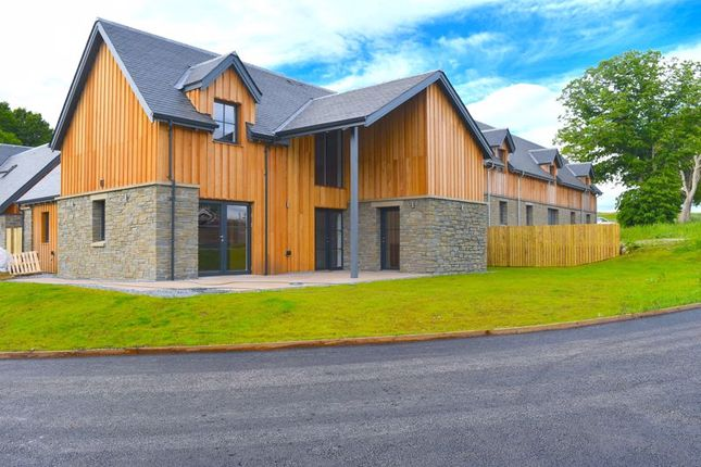 Thumbnail Detached house for sale in Alyth, Blairgowrie