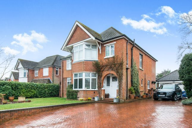 Thumbnail Detached house for sale in Kingsway, Chandler's Ford, Eastleigh, Hampshire