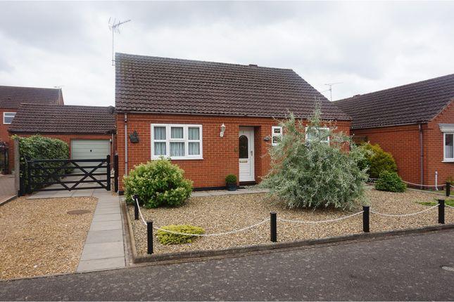 Thumbnail Detached bungalow for sale in James Jackson Road, Dersingham, King's Lynn