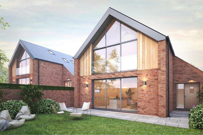 Thumbnail Detached house for sale in Ninevah Lane, Badsworth, Pontefract