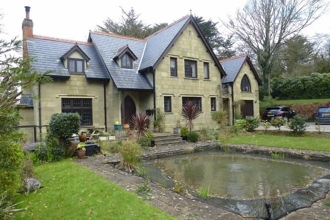 Thumbnail Detached house to rent in Poughill, Bude, Cornwall