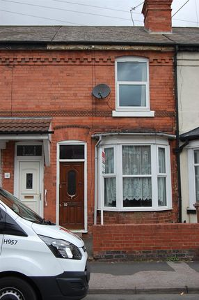 Thumbnail Terraced house to rent in Hillary Street, Walsall
