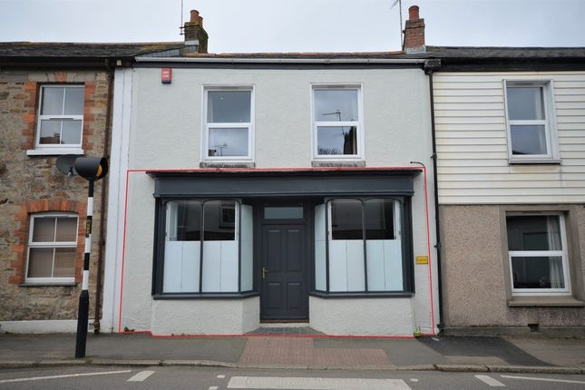 Thumbnail Flat for sale in Fore Street, Chacewater, Truro