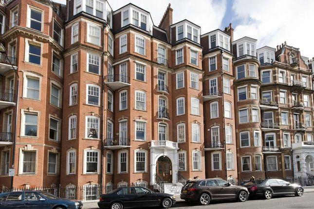 Exterior of Zetland House, Marloes Road, Kensington, London W8