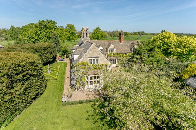 Thumbnail Property for sale in Greatford Old House, Greatford, Stamford, Lincolnshire