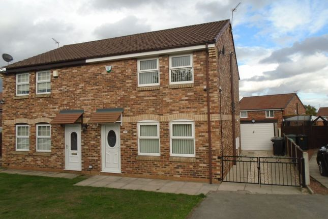 Thumbnail Semi-detached house for sale in Sanderling Way, Leeds